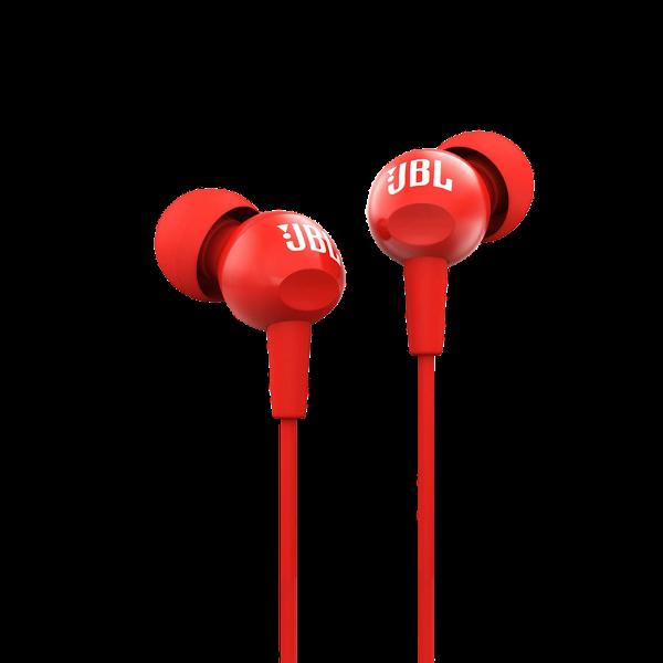 רמקול בלוטות' JBL FLIP 5+אוזניות JBL C100SI