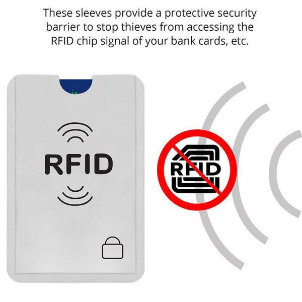 מגן RDIF לכרטיסי אשראי