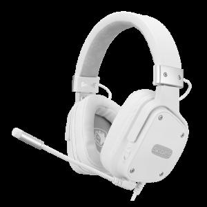אוזניות גיימינג SADES דגם SnowWolf