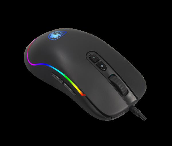 עכבר גיימינג SADES דגם REVOLVER